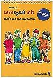 Logico Trainer, Übungsbücher, That's me and my family (LOGICO TRAINER / Lernspiel mit Selbstkontrolle für Grundschulkinder und Vorschule)