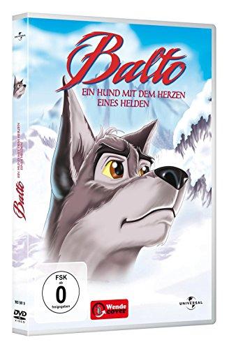 Balto - Ein Hund mit dem Herzen eines Helden hier kaufen