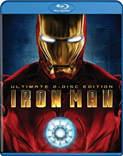 Iron Man [Blu-ray] [2008] [US Import] (B001GAPC1K) | Amazon price tracker / tracking, Amazon price history charts, Amazon price watches, Amazon price drop alerts