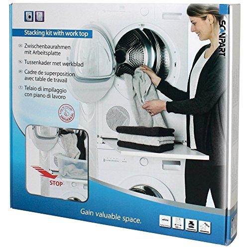 ScanPart - Marco apilar lavadora secadora