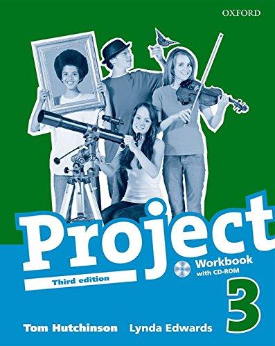 Project. Workbook. Per la Scuola media. Con CD-ROM: Project: 3: Workbook Pack 3rd Edition (Project Third Edition) - 9780194763400