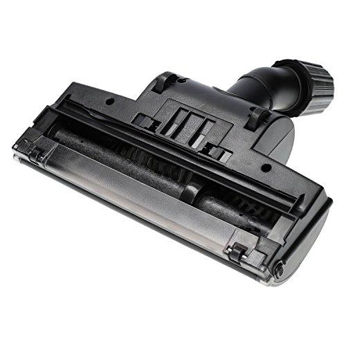 Turbo Brosse d'aspirateur pour Black & Decker WDB215WA (ø32mm-38mm, avec des roues)