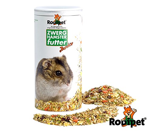 Rodipet Zwerghamsterfutter JUNIOR 500 g
