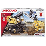 MECCANO 6027036 - Jeu de Construction - Pelleteuse