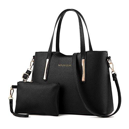 Dame Handbag Schultertasche Einfache Modische Mode Elegante Moderne Mutter Tasche A