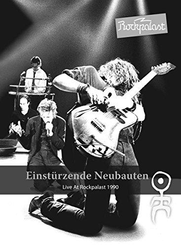 Einstürzende Neubauten - Live At Rockpalast (DVD & CD)