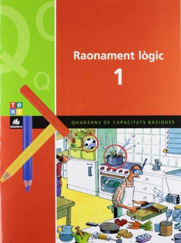Quadern de raonament lògic 1 (Q. DE CAPACITATS BÀSIQUES) - 9788441208469