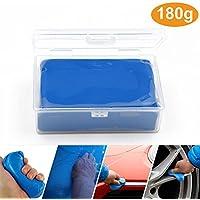 Clay Bar Limpiador en arcilla para el coche Nakeey Magic Claybar Barra Limpiadora para Camión y coches – Azul