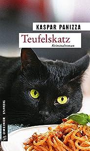 Teufelskatz: Frau Merkel und das fliegende Spaghettimonster (Kommissar Steinböck und seine Katze Frau Merkel 2