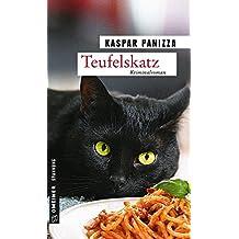 Teufelskatz: Frau Merkel und das fliegende Spaghettimonster (Kommissar Steinböck und seine Katze Frau Merkel 2)