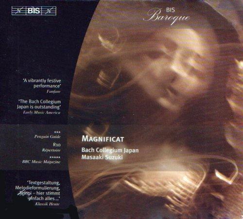 Magnificats (Suzuki, Bach Collegium Japan) [Import anglais]