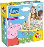 OBM - Juego de Tablero Peppa Pig (Lisciani Giochi 40612) (versión en Italiano)