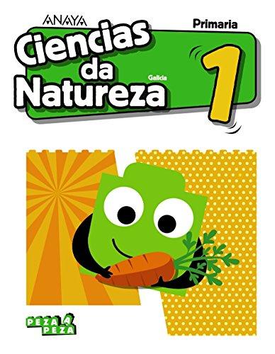 Ciencias da Natureza 1. (Peza a Peza)