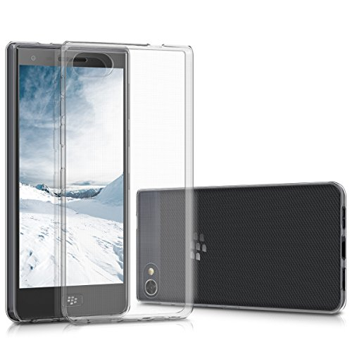 kwmobile BlackBerry Motion Hülle - Handyhülle für BlackBerry Motion - Handy Case in Transparent