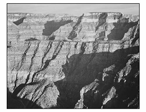 ArtDash? Easy-to-Frame Ansel Adams 20,3cm × 25,4cm Foto Art Prints Antik 8