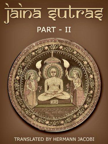 Jaina Sutras (Part II Book 45) (English Edition) par  Prakrit