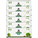 Lingettes nettoyantes Pack de Voyage Pogi's - 120 Lingettes désodorisantes pour Chien - Hypoallergénique, biodégradables, Non parfumées, Naturelles