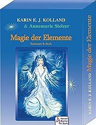 Magie der Elemente: Buch und Kartenset