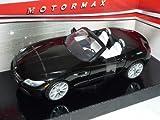 BMW Z4 Z 4 Roadster Schwarz Cabrio E89 Ab 2009 1/24 Motormax Modellauto Modell Auto