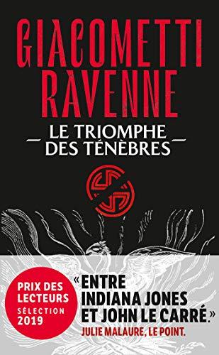 Le Triomphe des ténèbres (Le Cycle du soleil noir, Tome 1) par  Eric Giacometti, Jacques Ravenne