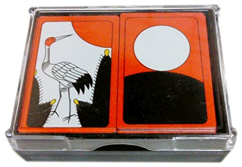 Daiso Flower Cards (Japanese Hanafuda Playing Cards Game)