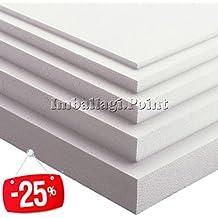 Placas de Poliestireno 50 Piezas, Multiusos 100 X 50 X 1 cm, Diseño de