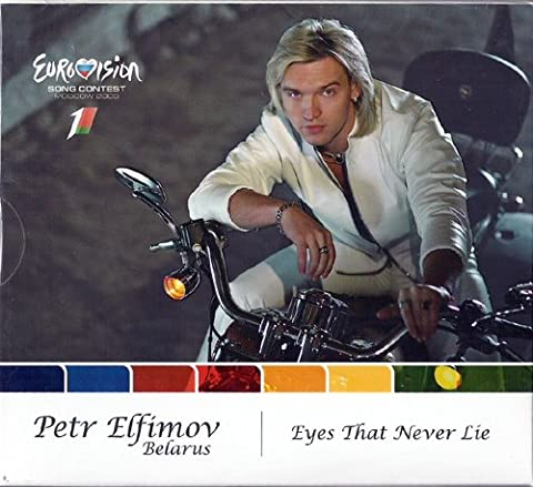 Eyes That Never Lie (Digi Pack) [Eurovision Entry 2009 - Belarus] (CD Album Petr Elfimov, 6 Tracks)