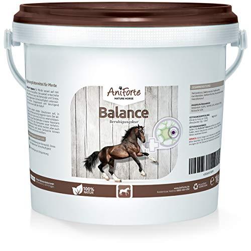 AniForte Balance Spa relajante 1 kg para natural Beruhigung- Producto natural Para Caballos