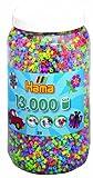 Hama - Bote midi mix, 13000 piezas