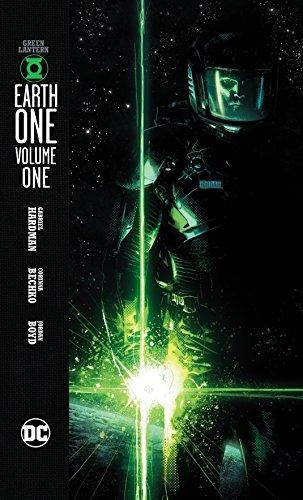 Image of Green Lantern: Earth One Vol. 1