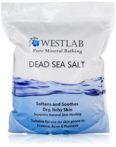 Westlab Dead Sea bath salt, 1er Pack (1 x 5 kg)