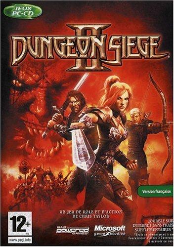 Dungeon Siege 2 [FR Import]