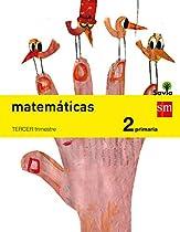 Matemáticas, 2º Primaria