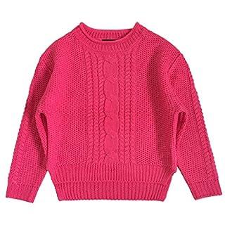 JXStar Mädchen Sweat-shirts Sweatshirt 80 DEN rosa rose 5-6 Jahre/Höhe:119 cm Gr. 4 Jahre/Höhe:109 cm, rose