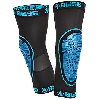Bliss Protection ARG Minimalist+ Knee Pad - Large black