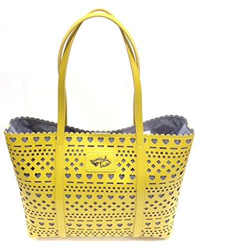 Braccialini , Sac pour femme à porter à l'épaule jaune