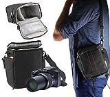 Navitech Sacoche / housse caméra noir pourKodak Pixpro AZ901