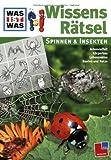 Spinnen und Insekten