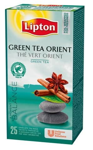 Lipton TCHAE Green Tea Orient in New