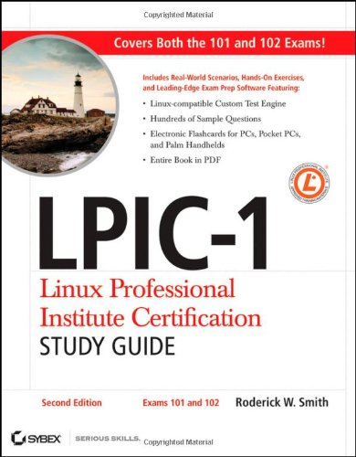 LPIC-1: (Exams 101 and 102) por Roderick W. Smith