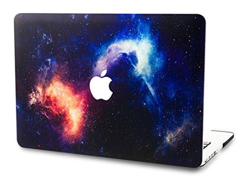 StarStruck Funda Dura MacBook Air 13 Pulgadas A1369 / A1466 Ultra Delgado Plástico (Galaxia)