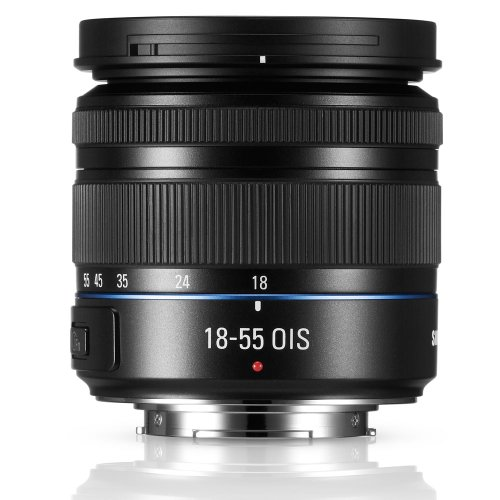 Samsung NX 18-55mm Zoom Camera Lens (Black)  available at amazon for Rs.48300