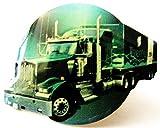 Wernesgrüner Brauerei - US Truck - Pin 24 x 20 mm