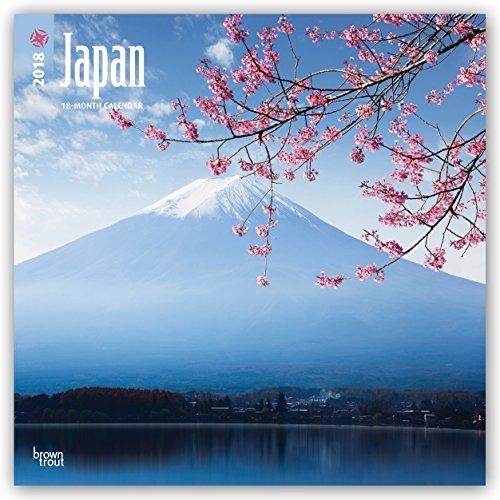 Descargar Libro Japan 2018 - 18-Monatskalender mit freier TravelDays-App: Original BrownTrout-Kalender de Browntrout Publishers