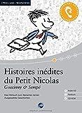 Histoires inédites du Petit Nicolas: Das Hörbuch zum Sprachen lernen.Ausgewählte Geschichten / Audio-CD + Textbuch + CD-ROM (Interaktives Hörbuch Französisch)