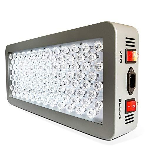 BuBu-Fu 300W LED Wachsen Licht, 12-Band Vollspektrum