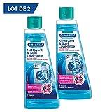 Dr. Beckmann - Nettoyant et Soin Lave-Linge 250 ml - Pour un soin complet et une protection longue durée de la machine à laver - Elimine efficacement la saleté et détartre en profondeur - Lot de 2