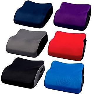 Kindersitzerhöhung Sitzerhöhung Kindersitz Autositz Kind Sitz Erhöhung Autokindersitz All Ride - BUBU - Grau