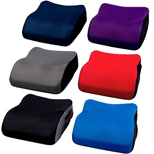 Kindersitzerhöhung Sitzerhöhung Kindersitz Autositz Kind Sitz Erhöhung Autokindersitz All Ride - BUBU - Blau