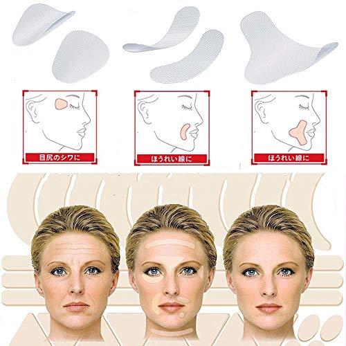3 Satz von Face Lifting Mask, Remove Wrinkles, Haut straffen und den Stoffwechsel anregen